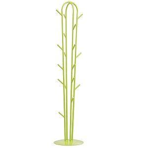 perchero de pie en forma de cactus