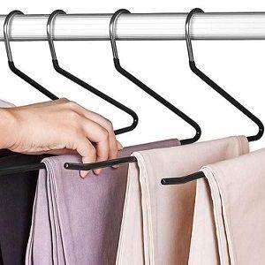 Llᐈ El Mejor Catalogo De Perchas Para Pantalones Con Oferta