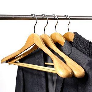 pechas para trajes y abrigos